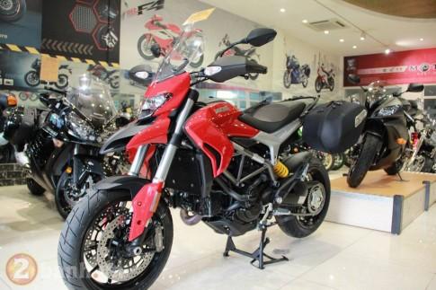 Clip Ducati Hyperstrada
