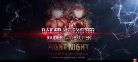 [Clip] Exciter 150 Vs Raider 150 Ai là người thắng cuộc?