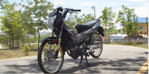 [Clip] Honda Sonic chay len gan 200km/h