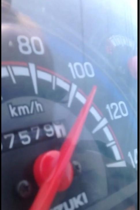 [Clip] Maxspeed Suzuki Viva 115 Fi tai Vinh Long