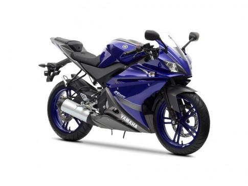 [Clip] Yamaha R125 maxspeed 134km/h