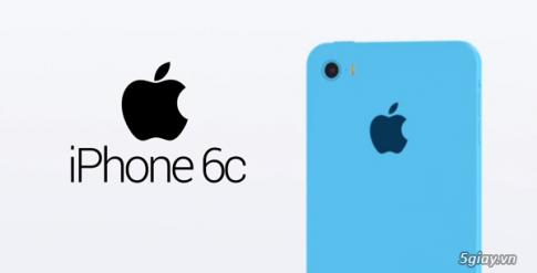 Concept iPhone 6c an tuong ve ngoai ruc ro