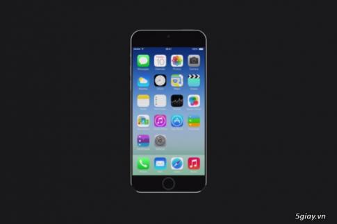 Concept thuc te nhat cua iPhone 6 hay iPhone Air