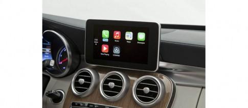 Cong nghe Apple CarPlay giup ket noi iPhone voi o to