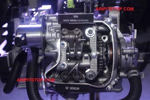 Công nghệ VVA khi áp dụng vào xe số 150 phân khúc tác dụng như thế nào?