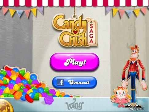 """Cong ty dung sau Candy Crush sap """"len san"""", lo doanh thu sieu kinh khung"""
