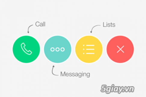 Connect: ung dung danh ba giao dien hien dai cho iOS 7