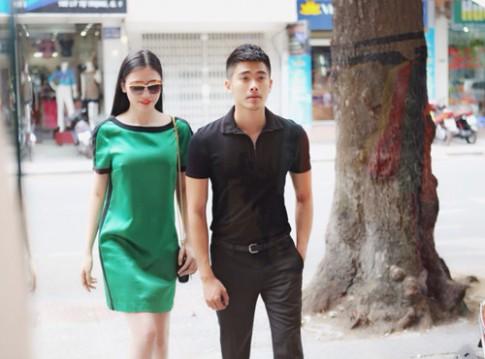 Dan mau thu vay ao du chung ket Miss Ngoi Sao