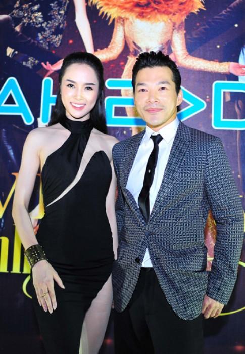 Dàn mỹ nhân Việt ấn tượng với gam đen