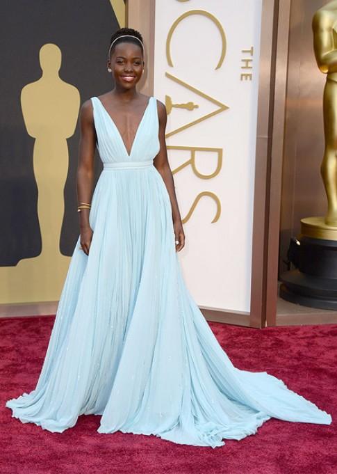 Dàn sao Hollywood rực sáng trên thảm đỏ Oscar 2014