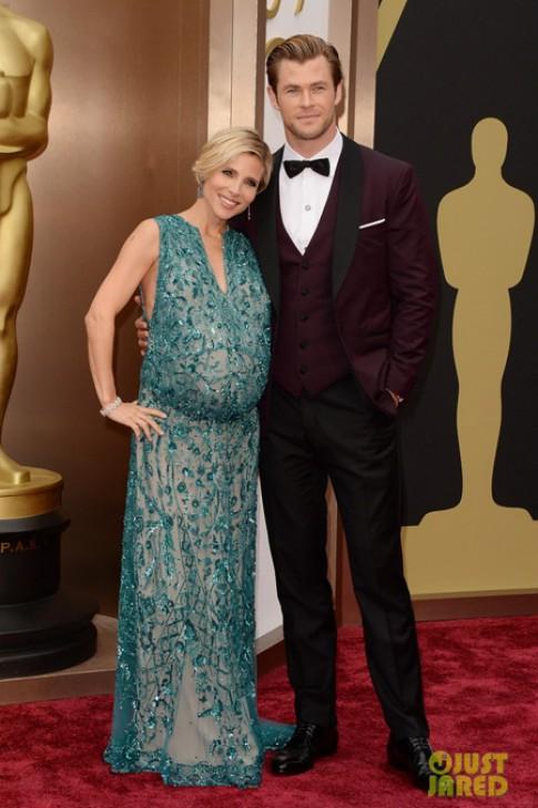 Dàn sao Hollywood rực sáng trên thảm đỏ Oscar 2014 (tiếp)