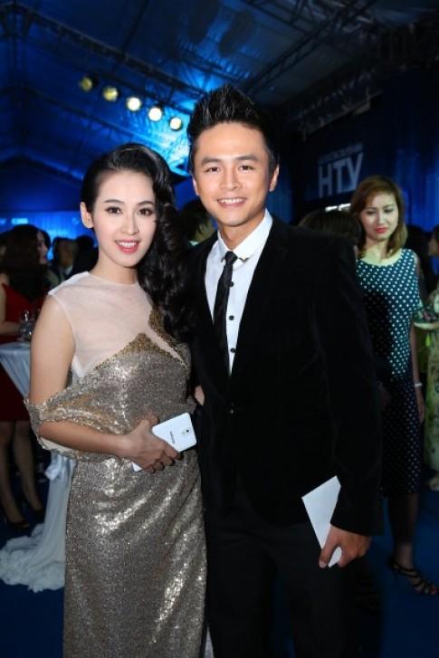 Dàn sao Việt khoe dáng tại thảm xanh HTV Awards (2)