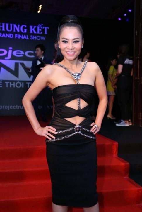 Dàn sao Việt khoe váy áo tại chung kết Project Runway