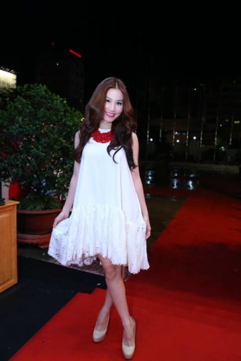 Dàn sao Việt khoe váy áo tại chung kết Project Runway (tiếp)