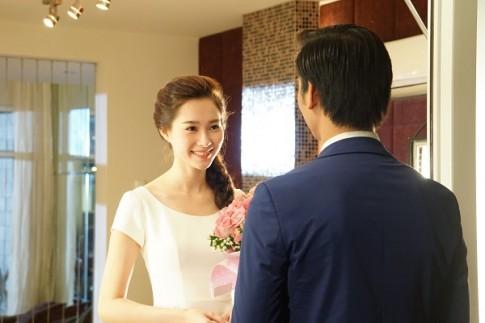 Dang Thu Thao dep cung huong thanh lich trong phim ngan moi