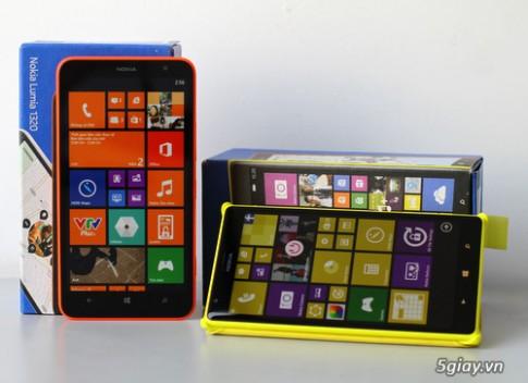 Danh gia bo doi phablet 6 inch cua Nokia.