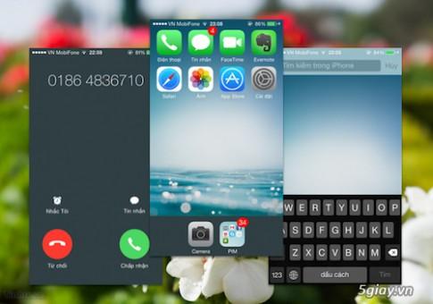Danh gia chi tiet ban cap nhat iOS 7 beta 3 : nhanh hon, muot hon, icon dep hon
