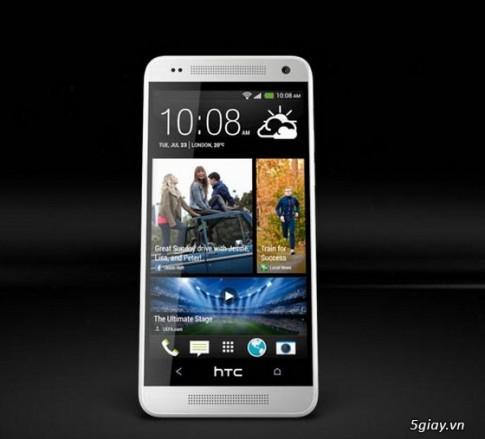 Danh gia HTC One mini – Thiet ke dep, man hinh tot nhung gia dat