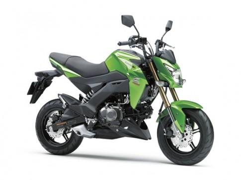 Danh gia Kawasaki Z125 2016 - Gia xe va chi tiet hinh anh