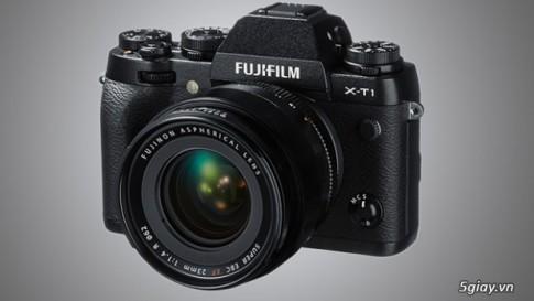 Danh Gia May Fujifilm X-T1