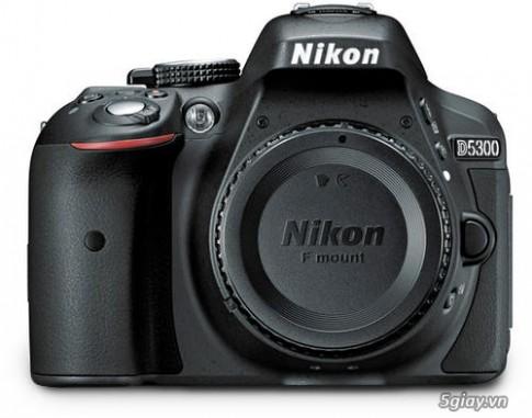 Danh Gia San Pham: Nikon D5300 (P.1)