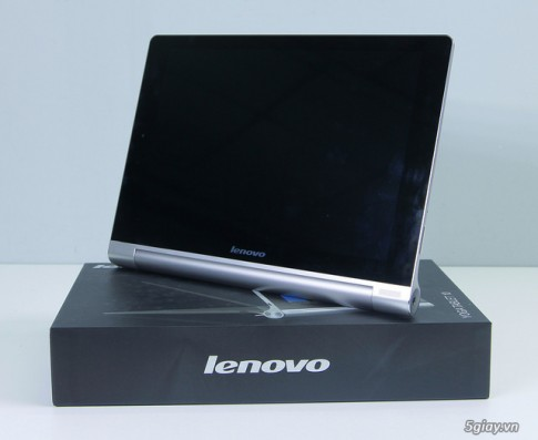 Dánh Giá Tỏng Thẻ Lenovo Yoga Tablet 10 - Thiét Ké Dọc Dáo, Giá Rẻ, Pin Khỏe