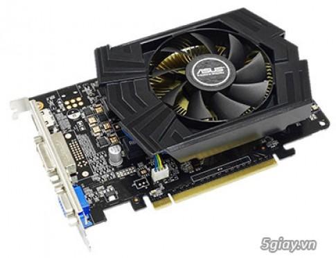 [Dap hop] ASUS GTX 750 OC 1GB