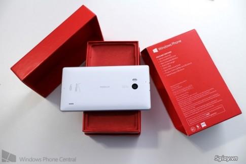 """""""Dap hop"""" chiec Lumia Icon nha mang Verizon"""
