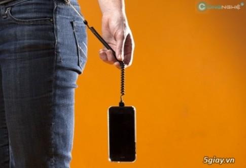 Dây buộc đàn hồi siêu chắc chống rớt, chống trộm cho iPhone