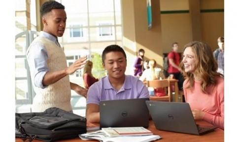 Dell ra Chromebook gia re cho hoc sinh, sinh vien