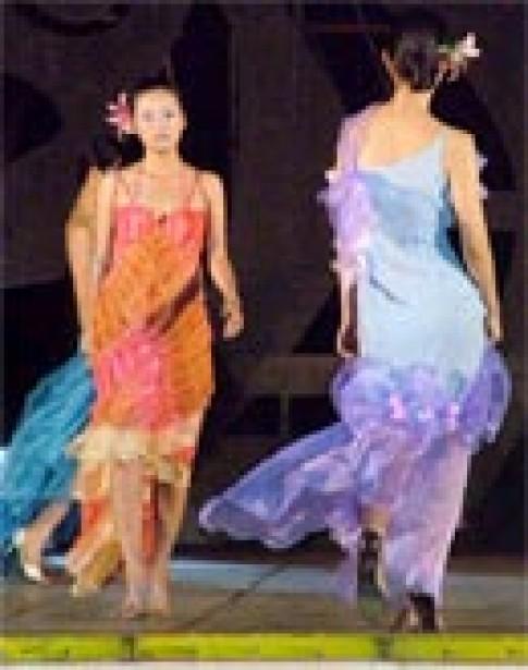 Đêm thời trang tái hiện lịch sử Tiên Rồng