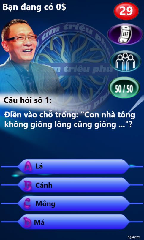 Di tim trieu phu (MC Lai Van Sam)
