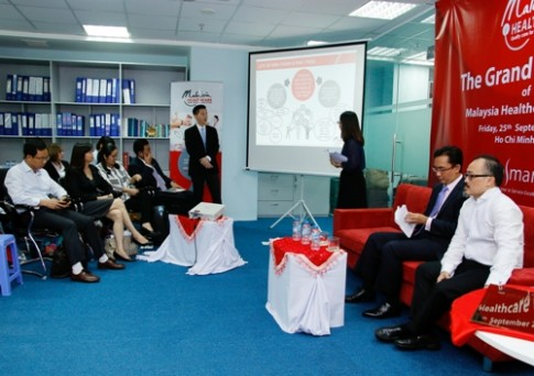Dịch vụ du lịch kết hợp chăm sóc sức khỏe cho người Việt