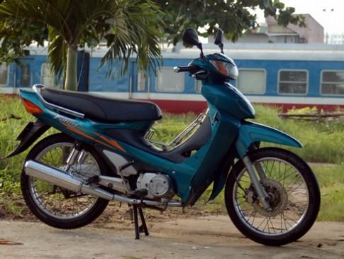 Dinh gia Honda Future doi dau o Viet Nam