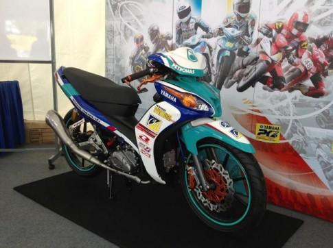 Do xe dua 2014 Yamaha Lagenda 115Z - FI