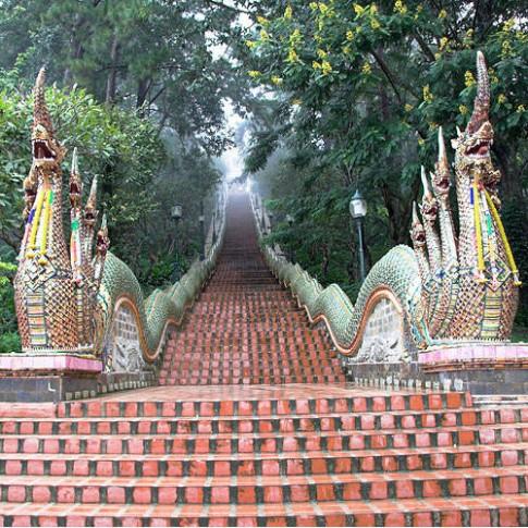 Doi Doi Suthep o Chiang Mai