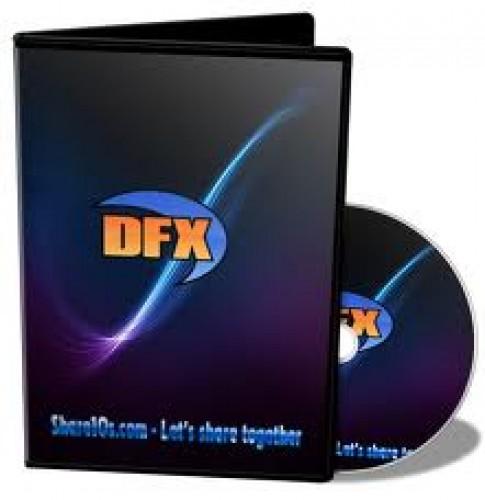 Download DFX Audio Enhancer - Phan mem nang cao chat luong am thanh