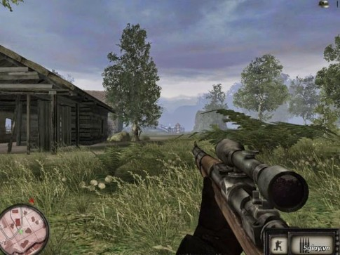 Download game Sniper Art of Victory - Game ban sung ngam cho xa thu