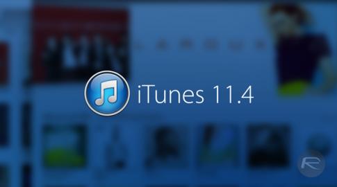 Download iTunes 11.4 - phan mem quan ly ung dung, nhac cua iPhone tren may tinh