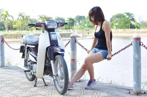 Dream tan ben canh nu biker kho tinh
