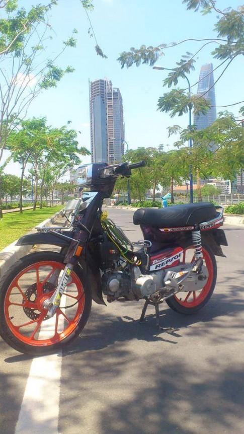 Dream thai do kieng van la phong cach Repsol