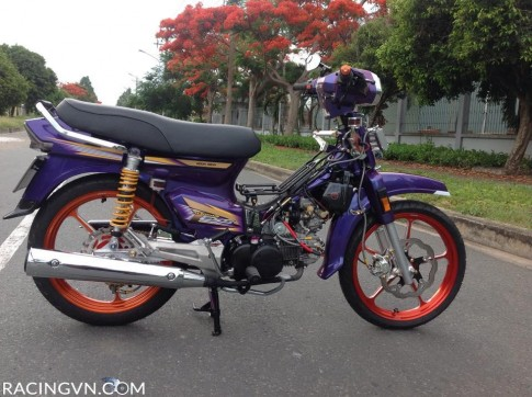 Dream tim mong mo do hang hieu cua biker