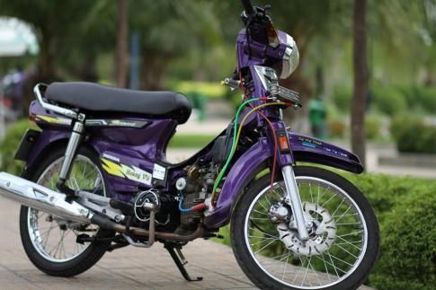Dream tím ver mới của biker yêu độ xe