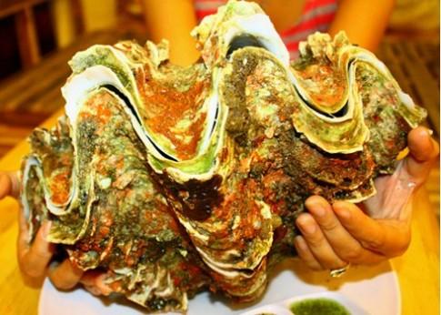 Đủ món ốc lạ ở Sài Gòn
