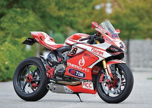 Ducati 1199 Panigale S Osaka Mino tuyet dep