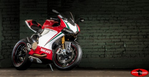 Ducati 1199 S Panigale Tricolore: Co may sieu long moi con tim