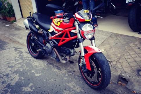 Ducati 796 len nhe mot so do choi kieng