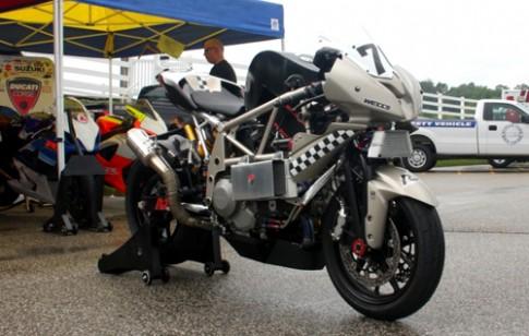 Ducati 848 độ độc nhất vô nhị