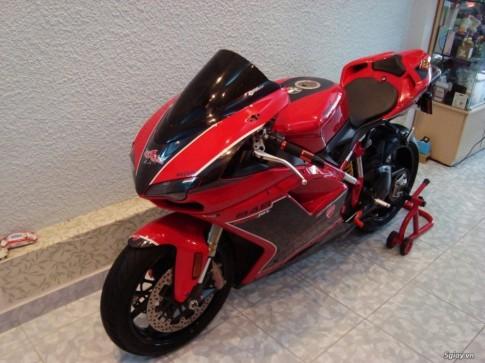 Ducati 848 EVO do noi bat cua biker Sai Thanh