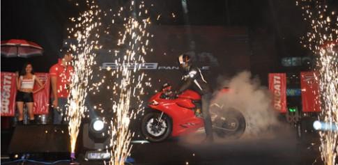 Ducati 899 Panigale 2014 chính thức ra mắt tại Việt Nam